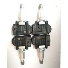 4 Uds. De Sensor de presión de neumáticos TPMS, 52933 3N100 52933 2M650X para HYUNDAI Kia CEED