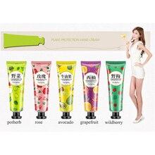 Hand-Cream-Set Hand-Lotion Skin-Care Whitening Anti-Aging Rose 5pcs/Lot Nourishing Avocado