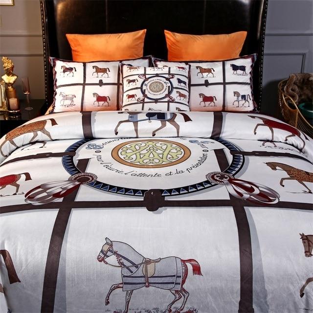 Luxury european classic war horse