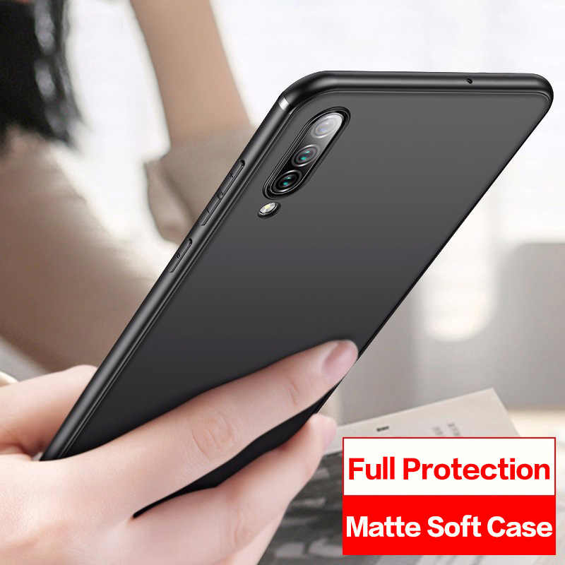 For Samsung Galaxy S10 S9 S8 Plus Case Ultra Thin Matte Plastic Back Cover for Samsung Note 9 8 S10 5G S7Edge Fashion Phone Case