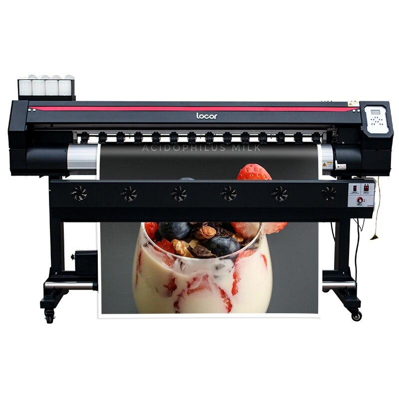 Best Wide Format Printer Advertising Digital Printing With 1440 Dpi One 5113 Head Indoor Printing Machine