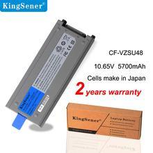 цена на KingSener Japanese Cell Original New Laptop Battery for Panasonic CF-VZSU48 CF-VZSU48U CF-VZSU28 CF-VZSU50 CF-19 CF19 Toughbook