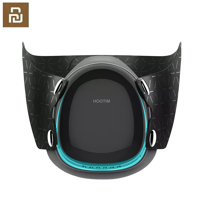 Youpin Hootim Electric Anti-Haze PM2.5 Anion Women Men Mouth Mask Provides Active Air Supply Electric Face Mask