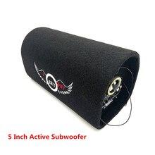 I KEY BUY 5 Inch 12V 220V Tunnel Bluetooth Car Audio Hifi Ac