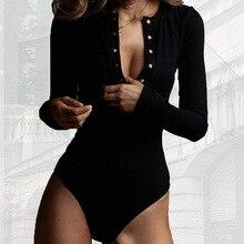 Летний женский вязаный кардиган, свитер, комбинезон с длинным рукавом, повседневные топы, женский толстый вязаный элегантный сексуальный комбинезон, джемпер