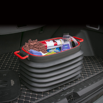 Lsrtw2017 Abs Car Trunk Storage Box Fold Box Universal for Jeep Wrangler Grand Cherokee Compass Renegade Liberry