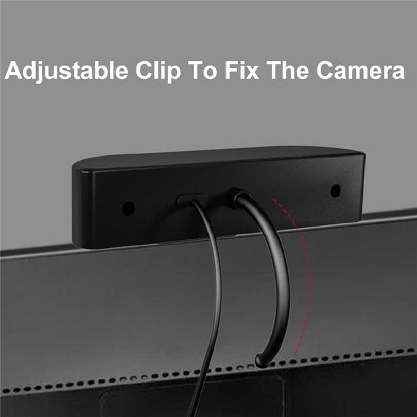 1080P HD веб-камера мегапикселей USB2.0 веб-камера Веб-камера USB камера с микрофоном клип-on для компьютера ПК ноутбук Настольный camara para pc80