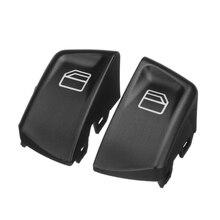 2 шт. пластиковые окна консоли управления Выключатель питания кнопки L + R для Mercedes Vito W639 серии 2003-2015 Sprinter MK2 W906 2005