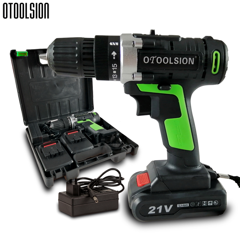 21V 12V Rechargeable Screwdriver Rechargeable Drill Electrical font b Tools b font Screwdriver Charging Electric Screwdriver