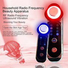 Home Rf Rf Beauty Instrument Import And Export Instrument Face Color Light Whitening Cleansing Instrument все цены