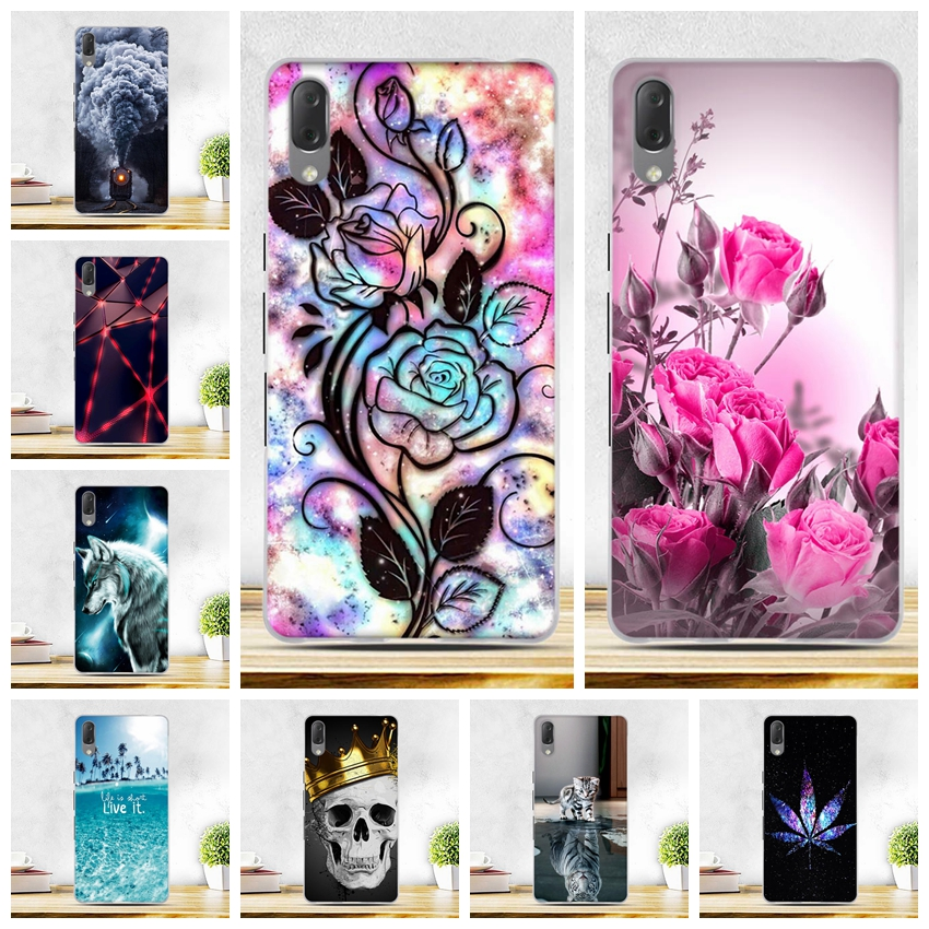 <font><b>Case</b></font> For Coque <font><b>Sony</b></font> <font><b>Xperia</b></font> <font><b>L3</b></font> Cover 5.7 inch Silicone Soft TPU Back Shells Cover Capa For Fundas <font><b>Sony</b></font> <font><b>Xperia</b></font> <font><b>L3</b></font> Phone Bags <font><b>Cases</b></font> image