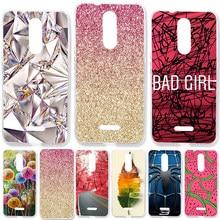 TAOYUNXI-funda blanda para BQ BQS-5504, Huelga Selfie Max para BQ Mobile BQ-5504 BQS 5504, 5,5 pulgadas, de silicona, pintada a mano