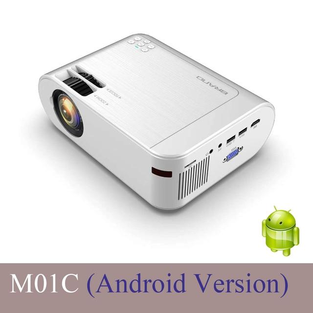 CRENOVA M01C Projector LED 854x480 3D Android