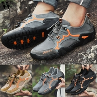 Shoes Men 2019 Men Shoes Hollow Hiking Shoes Casual Lightweight Comfort Breathable sport Walking Sneakers Tenis Hip Hop 81