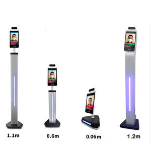 Stand-Bracket Access-Control Face-Recognition for Aluminum-Alloy-Holder Taper-Type-Stand