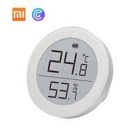 Xiaomi cleargrass ar qingping bt temperatura inteligente sensor de umidade lcd tela tinta eletrônica digital termômetro medidor de umidade