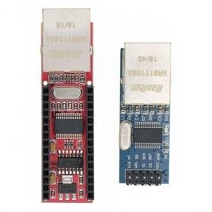 Mini ENC28J60 Ethernet Shield/Ethernet Shield For Nano SPI interface LAN network module Ethernet module(China)