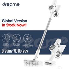 цена на V10 Boreas Vacuum Cleaner Handheld Portable Wireless Vacuum Cleaner Upgrade V9 V9P 22kpa Suction In Stock