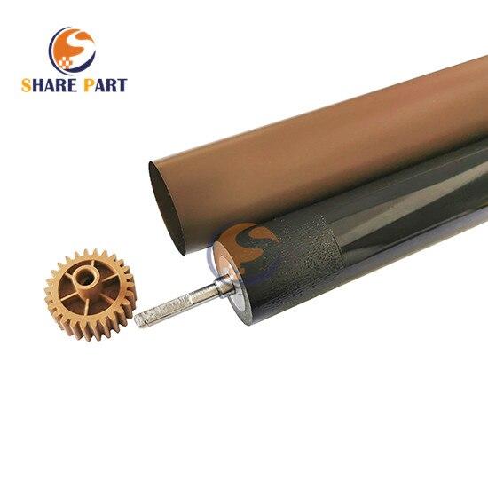 1 Set NEW Fuser Film + NEW Fuser Pressure Roller For Brother HL-5440 5445 5450 6180 MFC-8510 8520 8710 8810 8910