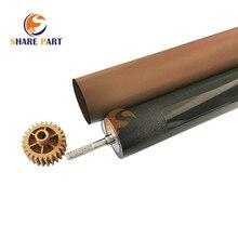 1 set NEW Fuser film + NEW fuser pressure roller for Brother HL 5440 5445 5450 6180 MFC 8510 8520 8710 8810 8910