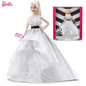 Original Barbie Dolls Limited Look with Clothes Women Princess Inspiring Barbie Collector Toys for Girls Gifts Birthday Presents - Category 🛒 Toys & Hobbies