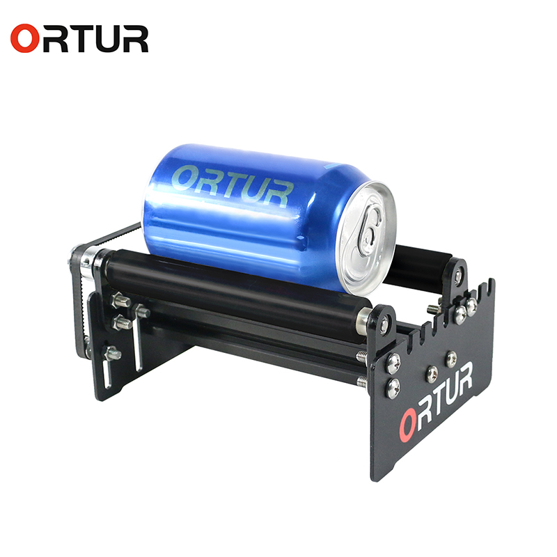 Ortur-YRR Automatic Rotary Roller for Laser Engraving Machine Ortur 3d Printer Laser Master  Laser Master 2