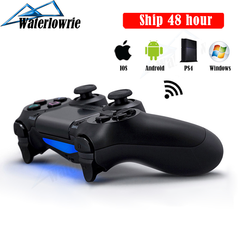 Bluetooth Gamepad and Wireless Gaming Controller for PS4 Pro/PC/iPhone/Android Smartphone 5