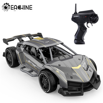 Eachine EC05 1:24 2.4G  4WD Remote Control Aluminum Alloy High Speed Electric Racing Climbing RC Cars Drift Vehicle Model Toys 1