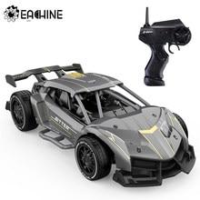 Eachine ec05 1:24 2.4g 4wd controle remoto liga de alumínio alta velocidade corrida elétrica escalada rc carros deriva veículo modelo brinquedos