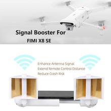 W magazynie FIMI X8 SE wzmacniacz sygnału z anteną wzmacniacz sygnału dla FIMI X8 SE akcesoria do dronów tanie tanio SEASKY Signal Booster for FIMI X8 SE XIAOMI Antenna Range Extender for FIMI X8 SE FIMI X8 SE Drone Accessories