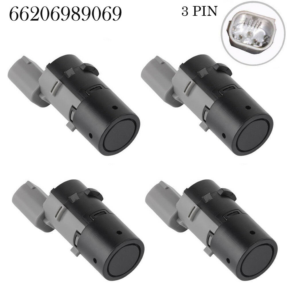 4 шт. задний бампер запасная парковочная помощь сенсор радар заднего ход, парковочный датчик для BMW E39 E46 E53 E60 E61 E63 X5|Датчики парковки|   | АлиЭкспресс