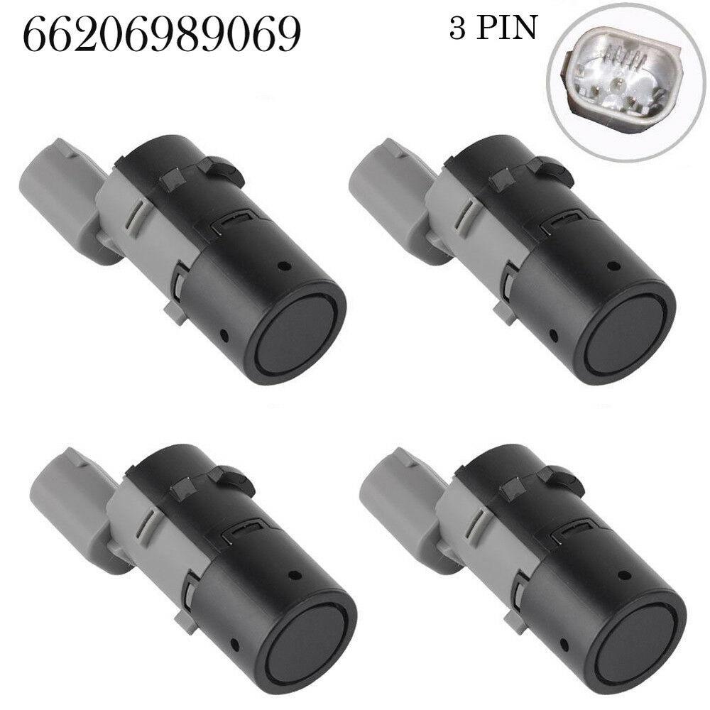 4 шт. задний бампер запасная парковочная помощь сенсор радар заднего ход, парковочный датчик для BMW E39 E46 E53 E60 E61 E63 X5
