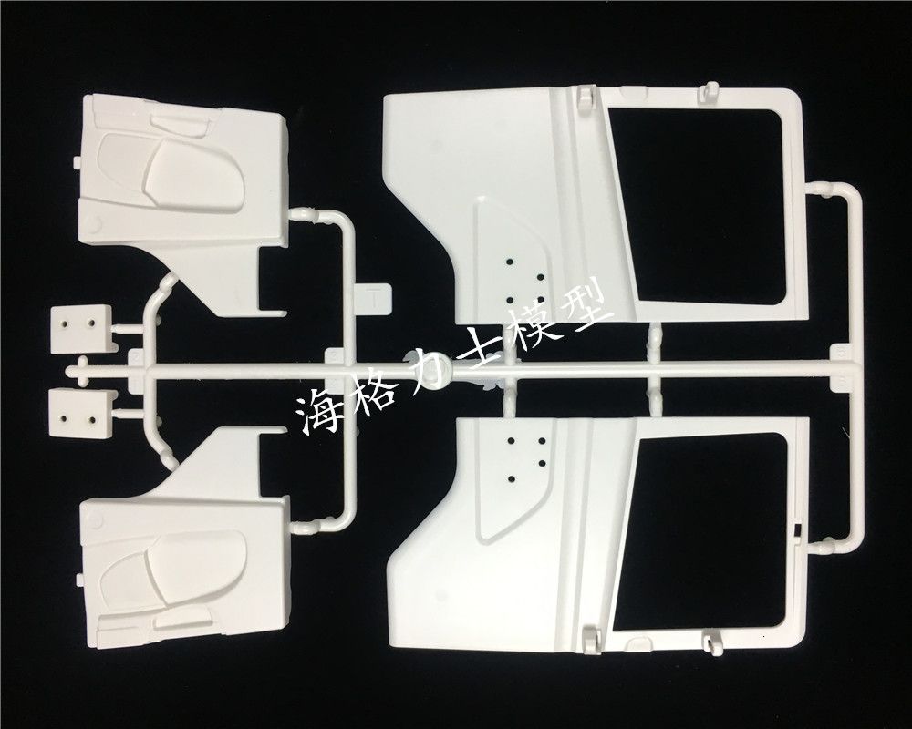 <font><b>1/14</b></font> <font><b>TAMIYA</b></font> Scania R470 R620 R730 Drag Head <font><b>Truck</b></font> Car Door Decoration Paper T Plate for <font><b>TAMIYA</b></font> upgrade <font><b>RC</b></font> Tractor <font><b>Truck</b></font> image