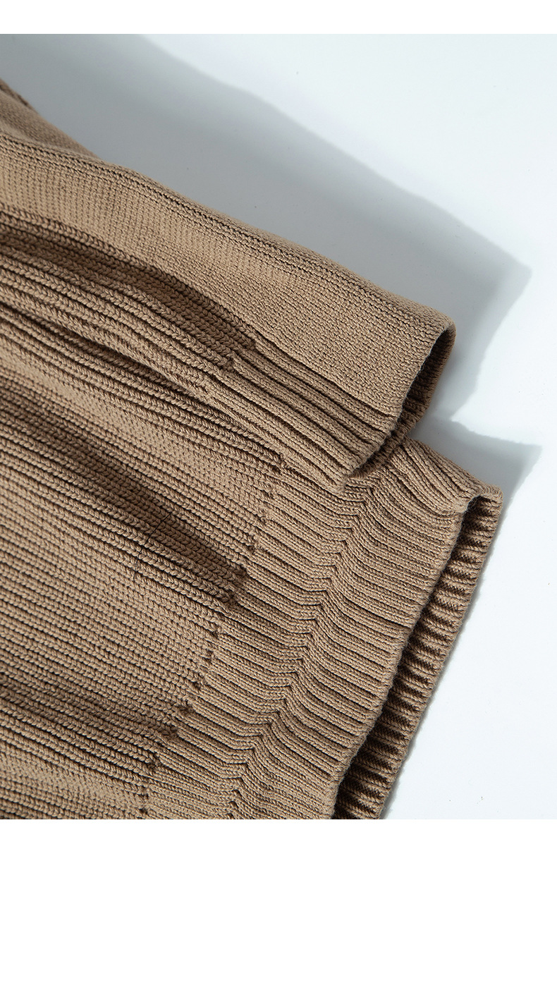 agulha camisola trekking ao ar livre textura