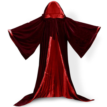 Nowe płaszcze ślubne peleryna bordowy aksamitna świąteczna z długim rękawem aksamitna peleryna płaszcze ślubne ślubne okłady ślubne kurtka dla nowożeńców tanie i dobre opinie lifetime not regret COTTON Dla osób dorosłych PRZĘDZA BARWIONA Szal ślubny