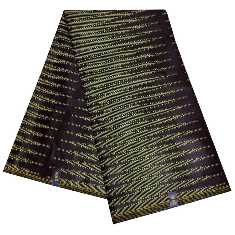 6 Yards African Dashiki Wax Fabric High Quality DIY Wax Fabric
