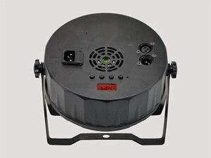 Image 2 - 1pieces 18x12w led par light + 1pieces DMX signal line dj dyeing light flat par rgbw 4in1 LED