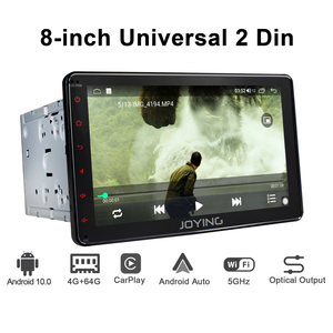 Image 3 - Android 10.0 head unit car radio GPS Navigation 4GB RAM universal 1280*720 2 din autoradio video RDS DSP 4G multimedia BT HD DSP
