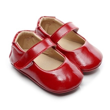 PU Leather Baby Girl Shoes Infant Baby M