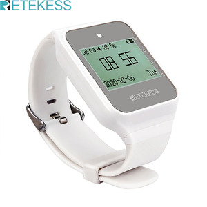 Image 1 - Retekess TD108 izle alıcı kablosuz garson çağrı restoran çağrı müşteri hizmeti mutfak Cafe fabrika diş hekimi kliniği