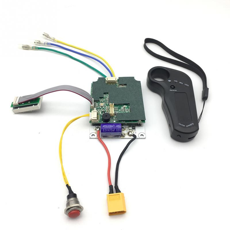 24-36V Electric Skateboard Controller Single/Double Motor Remote ESC Substitute Scooter Controller Accessorie For Belt/Hub Motor