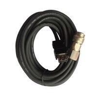 mitsubishi servo motor high power encoder cable MR J3ENSCBL10M H MR J3ENSCBL15M H 3m 5m 8m customize cable servo encoder cable