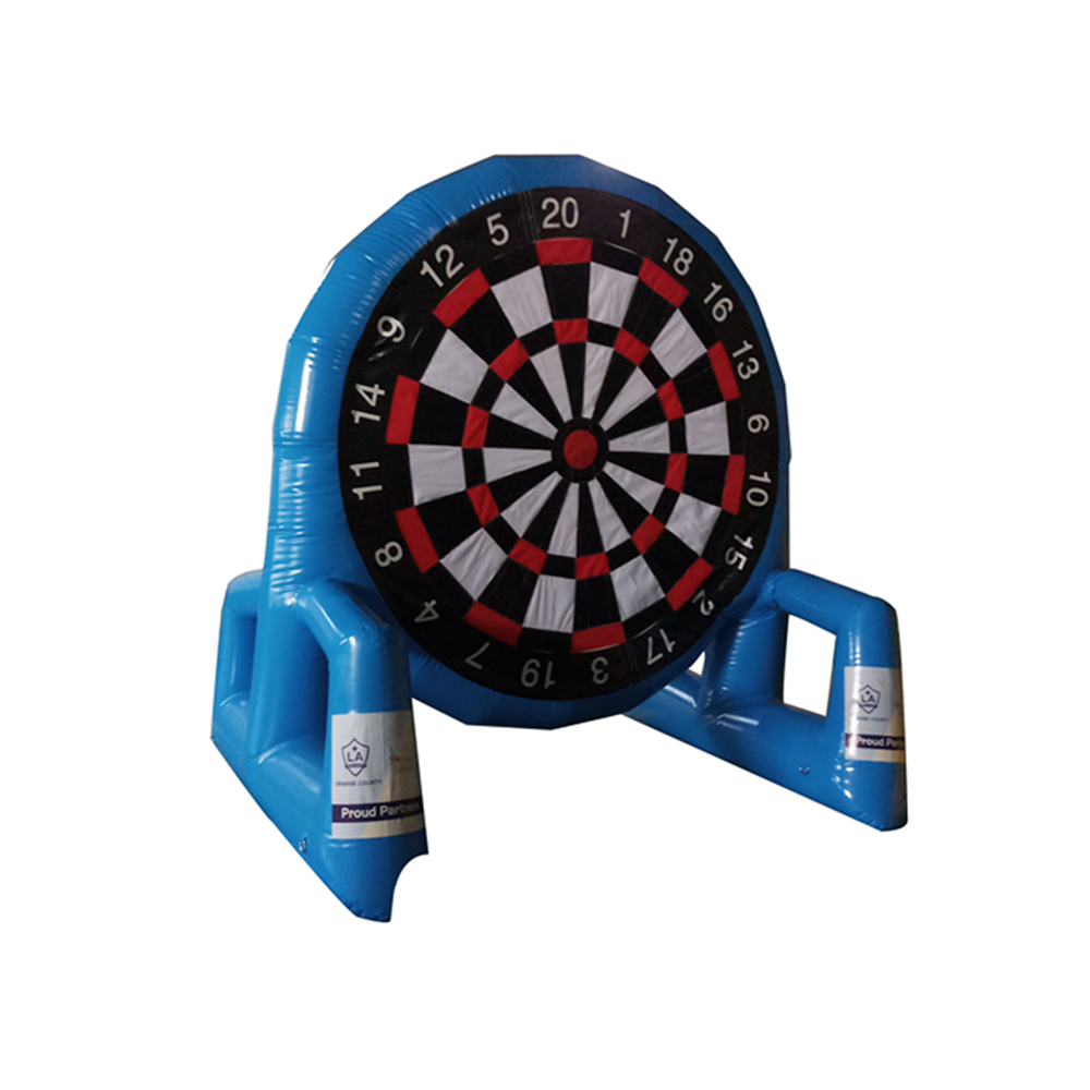 Airtight Football Darts Game  Dartboard Foot Target Inflatable Soccer Dart Board For Sale|Inflatable Bouncers| |  - title=