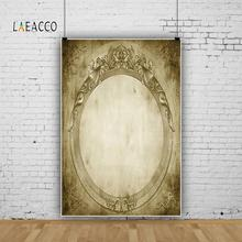 Backgrounds Magic-Mirror Photo-Studio Portrait Scenic Customize Photocall Laeacco