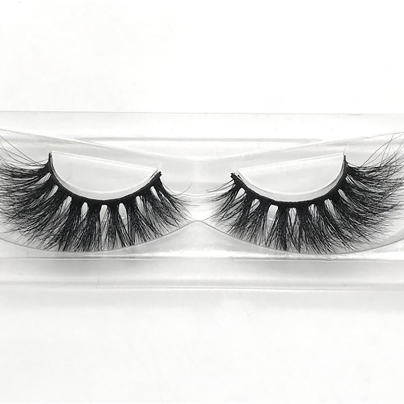 100 3D real mink hair lashes wholesale natural long individual thick fluffy soft false eyelashes makeup dramatic eyelashes J022 in False Eyelashes from Beauty Health