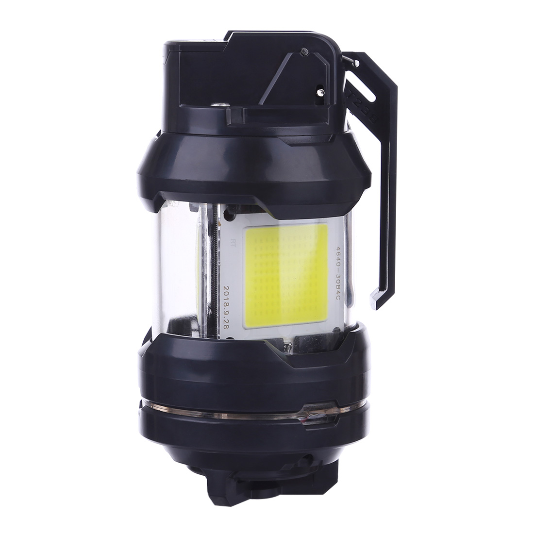 New T238 LED Frequency Bright Cool Stun Grenade For 11.1v Battery For Water Beads Blaster Night Fight- Black