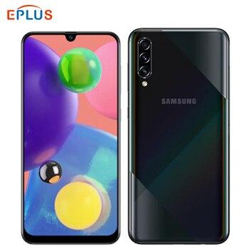Купить Мобильный телефон samsung Galaxy A70S A7070, 8 ГБ, 128 ГБ, 64 мп, тройная камера, 6,7 дюймов, Восьмиядерный процессор Snapdragon 675, 4500 мАч, Android 9, 4G, NFC