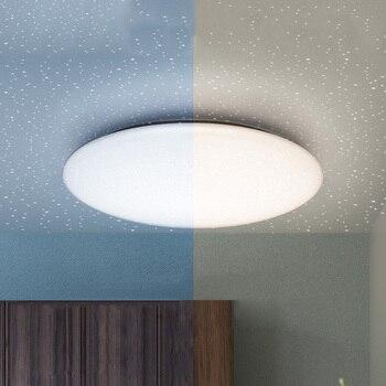 Yeelight Smart LED Ceiling Lights Intelligent App Remote Mobile Control Dustproof 32W Upgrade Jiao Yue 480 Support Apple Homekit 1