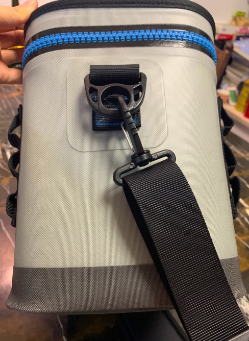 New 8cans Soft Cooler Flip Portable Cooler
