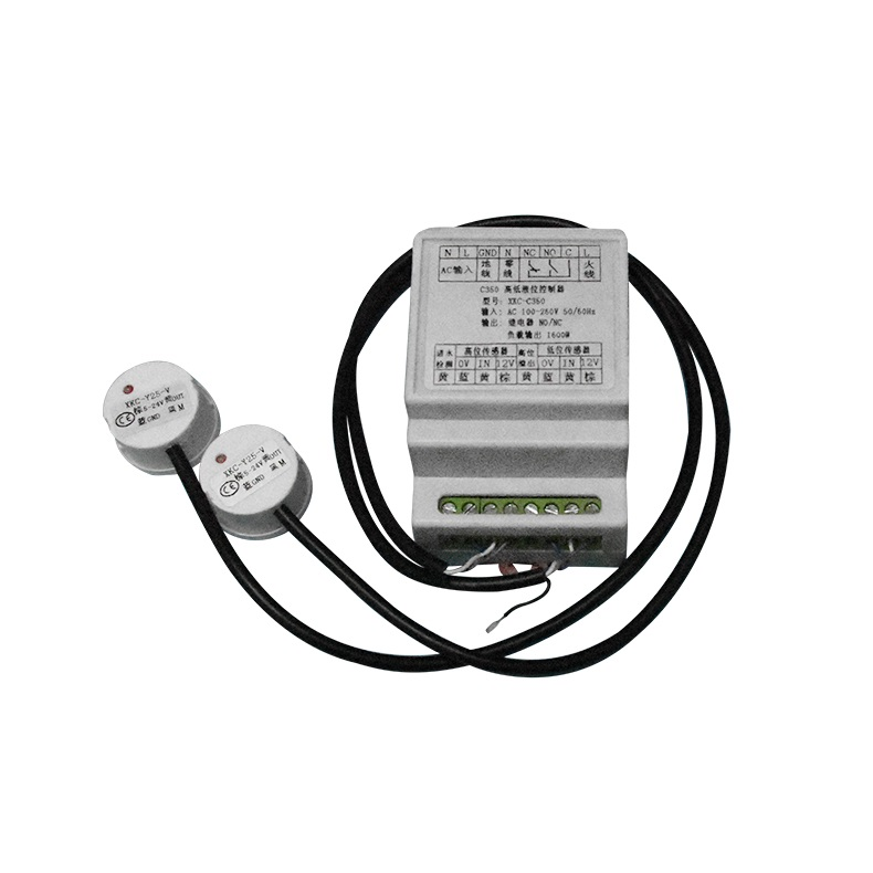 High and Low Level Automatic Water Level Controller Automatic Level Controller Industrial Water Tank Water Level Sensor